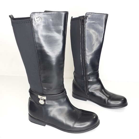 Ladies Size 4 Riding Boots Black Boot